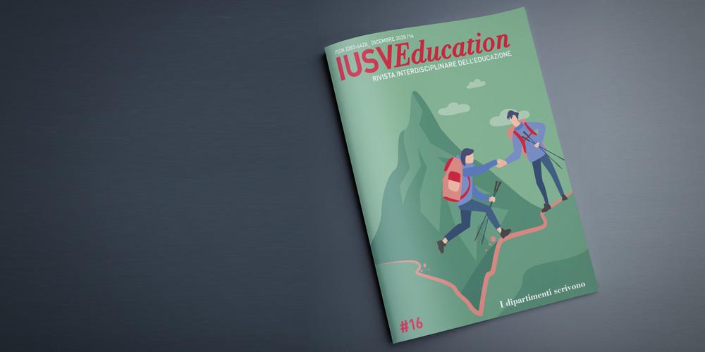 È uscito il numero 16 della rivista IUSVEducation