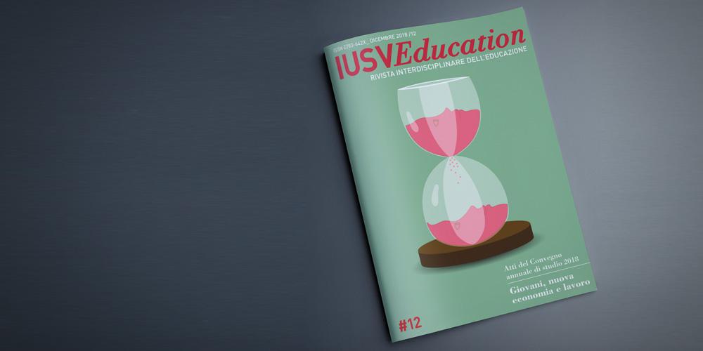 È uscito il numero 12 della rivista IUSVEducation