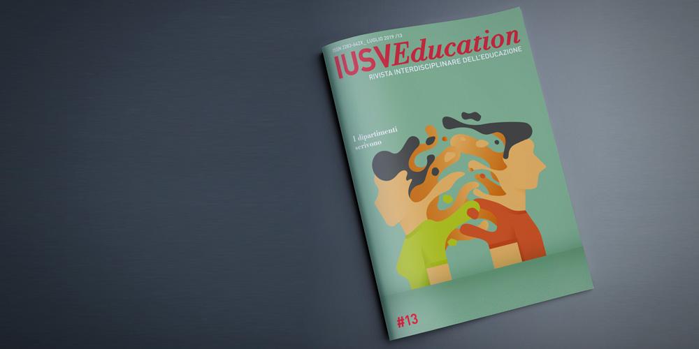 È uscito il numero 13 della rivista IUSVEducation