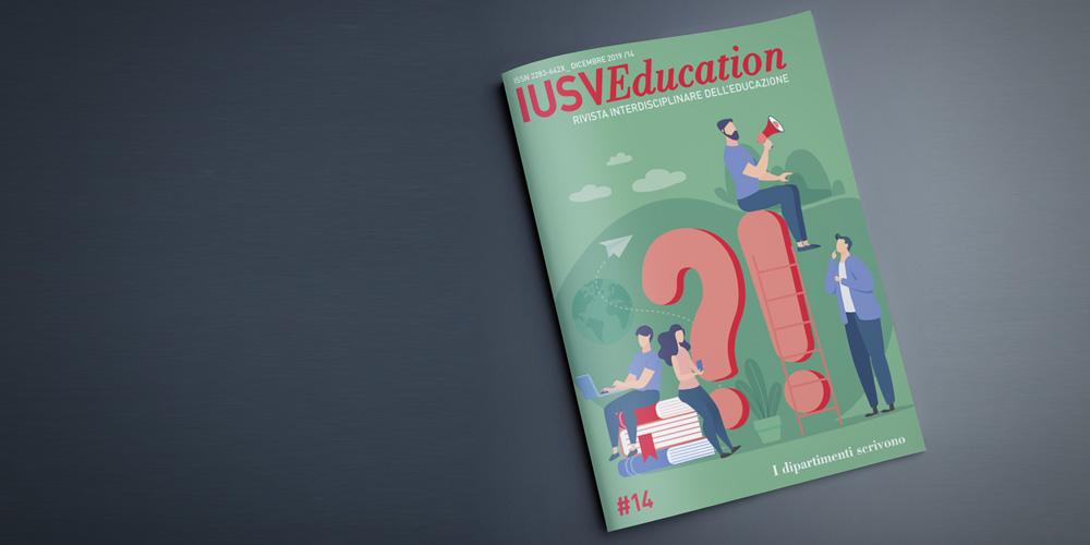 È uscito il numero 14 della rivista IUSVEducation