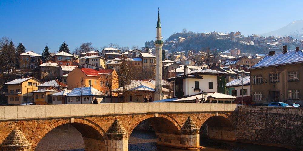 """Mir sada quattro, da Sarajevo al """"cuore"""": il cammino della pace (mir)"""