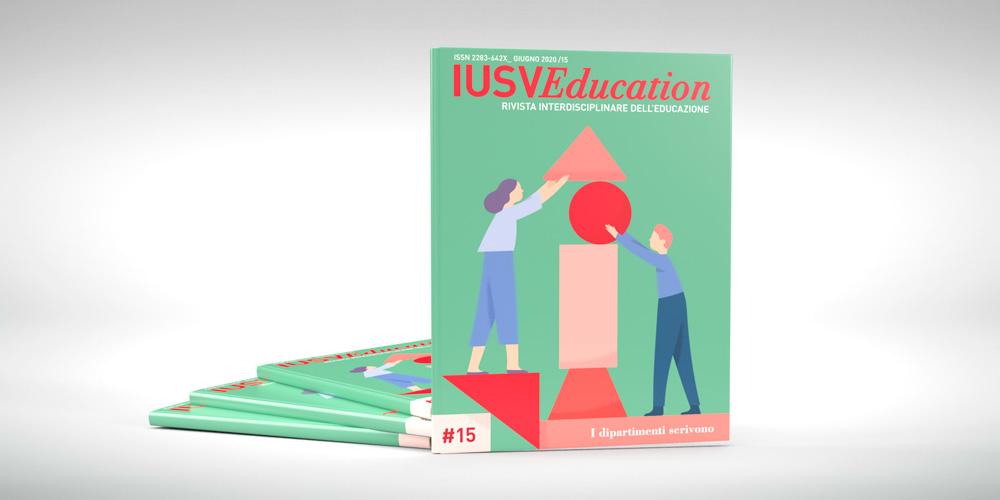 È uscito il numero 15 della rivista IUSVEducation