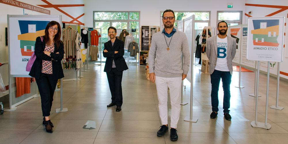 Armadio Etico: La moda etica arriva allo IUSVE